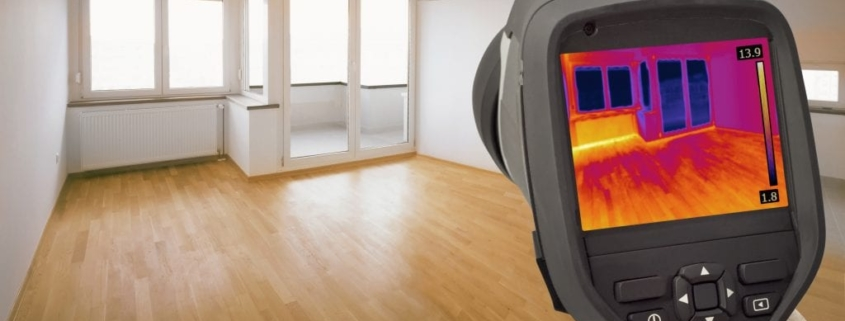 Infrared cameras and Home Inspections