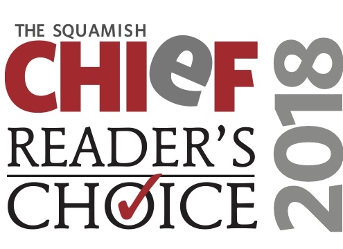 the squamish chief Readers Choice 2018