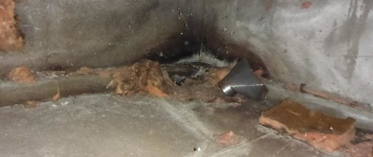 crawl space home inspection west vancouver